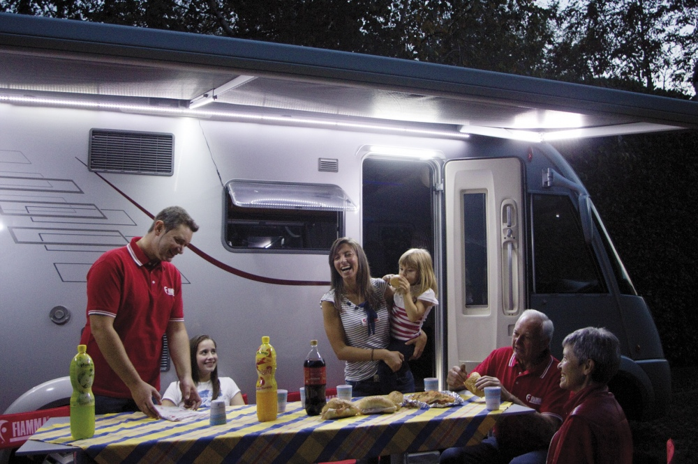 Fiamma Led Awning Case Lights Fiamma Accessories For Zip